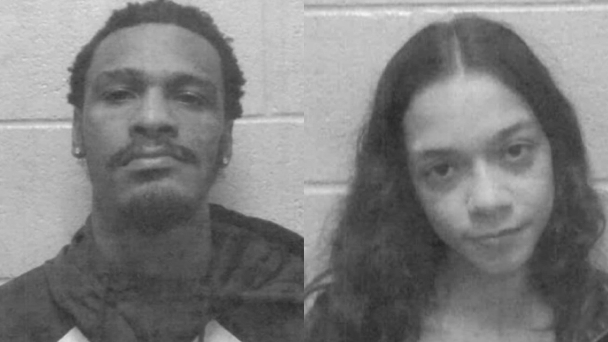 Shaquan Foreman Antoin, 25, and Dekotha Arnold, 20,