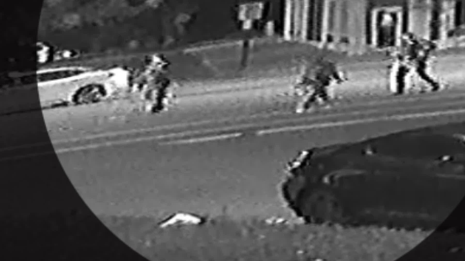 Cleveland hatchet-wielding man shot