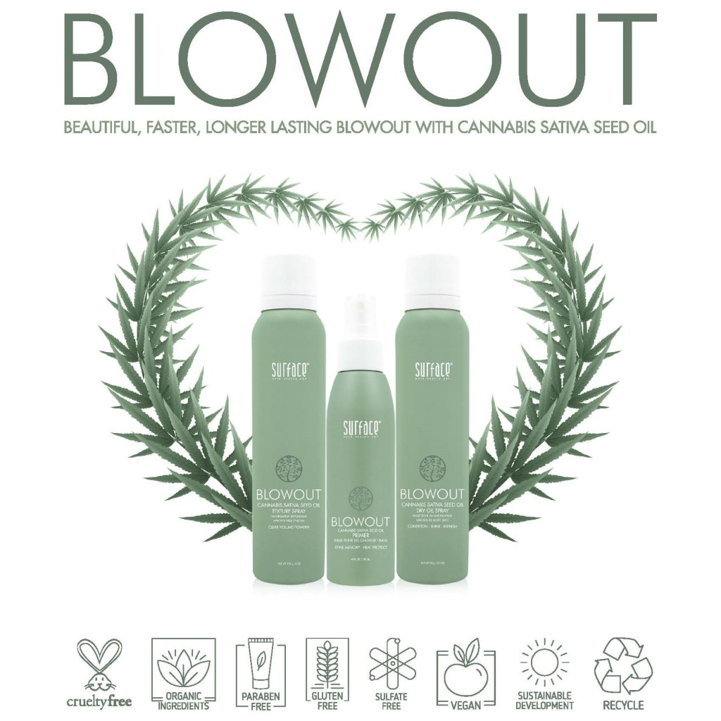 Surface CBD BlowOut