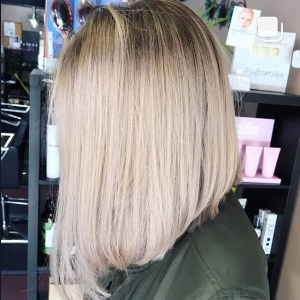 Blonde and Gray - Feed your Hair!