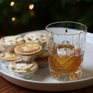 Mince Pie Old Fashioned