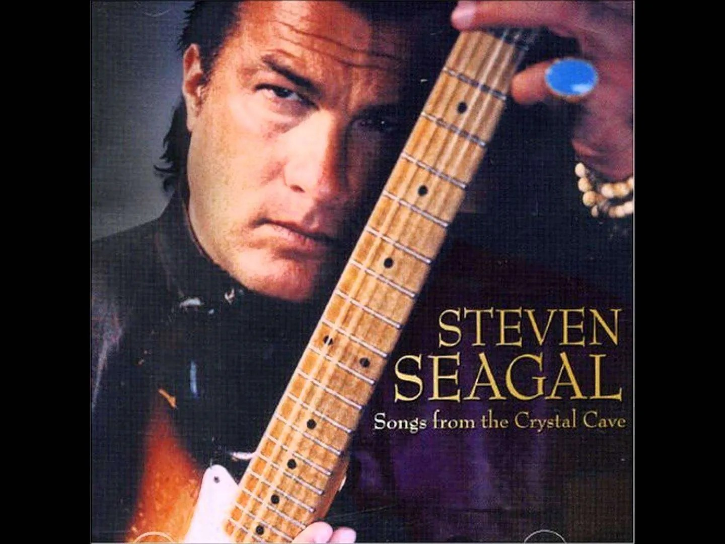 A picture of a really bad Steven Segal song