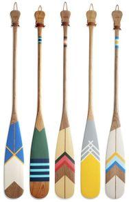 Norquay Paddles | Friday Favorites via Fox & Brie