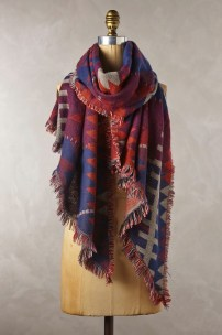 Ladder Trace Scarf by Anthropologie | Friday Favorites via Fox & Brie