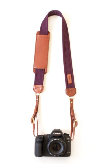 Camera Strap by Fotostrap | Friday Favorites via Fox & Brie