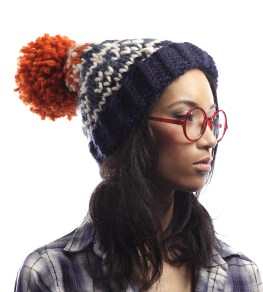 Wool Pom Pom Hat | Friday Favorites via Fox & Brie