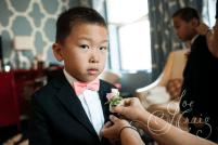Wedding: Mark & Lily | Photo by Joe Craig | Kids Bow Tie by Fox & Brie
