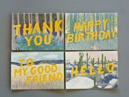 Cards by Small Adventure   Friday Favorites via Fox & Brie