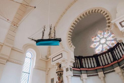 visiter la chapelle algérienne