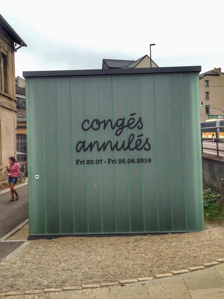 Instantanés du Luxembourg