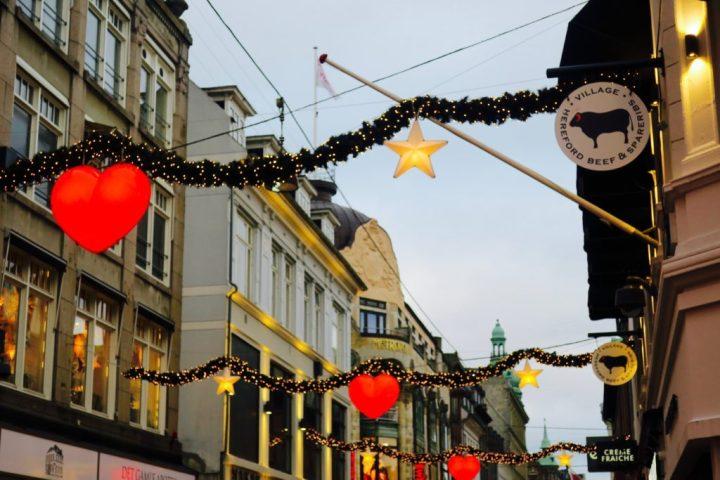 christmas street decorations copenhagen