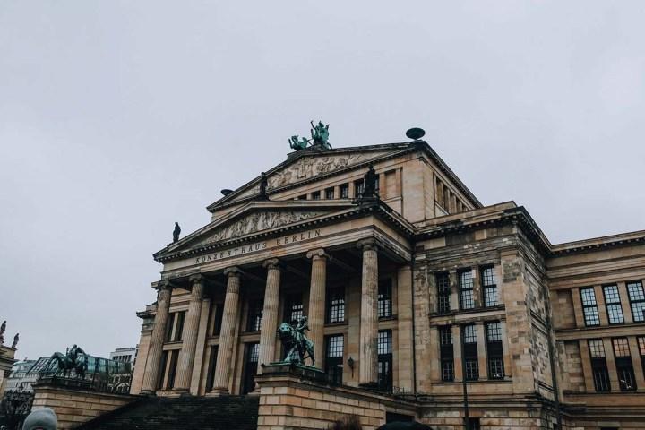 Les musées de Berlin