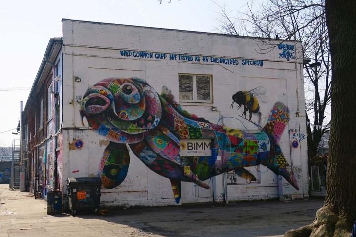 Trouver du street art à Berlin