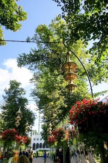 L'été à Copenhague aux jardins de Tivoli