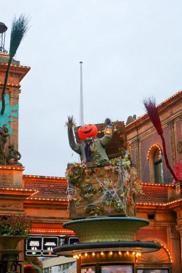 Visiter Copenhague à Halloween