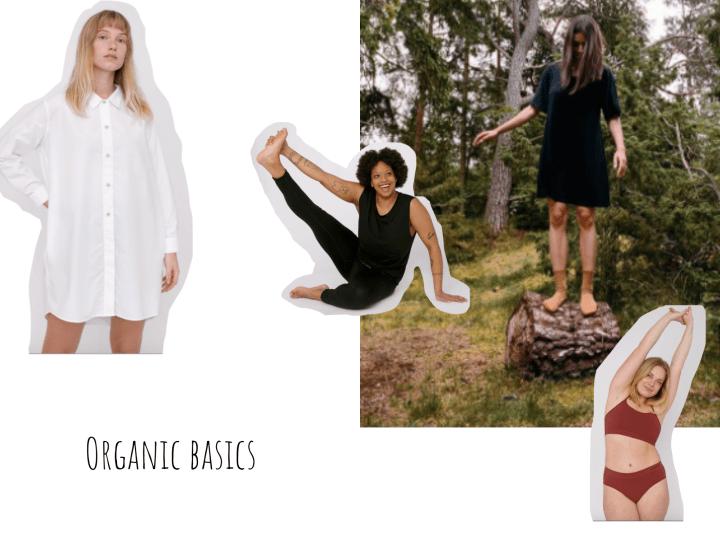 Organic Basics, marque danoise éthique