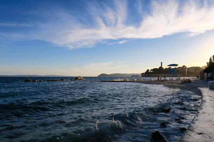 Profiter de la mer à Split