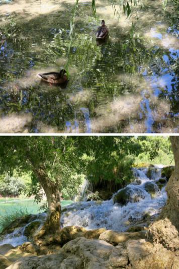 escapade nature en croatie