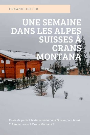 Où faire du ski en Suisse