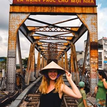 Pont Long bien Hanoï