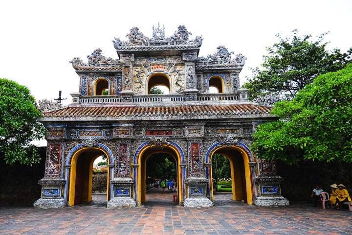 Cité impériale de Hué, Vietnam