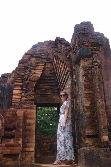 sanctuaire de My Son près de Hoi An