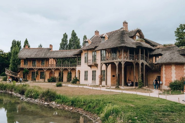 Visiter le hameau de la Reine Versailles