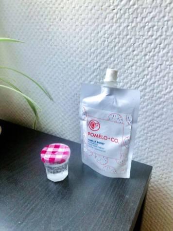 Bain d'huile de coco pour les cheveux