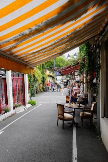 Visite du marché aux puces de Saint-Ouen