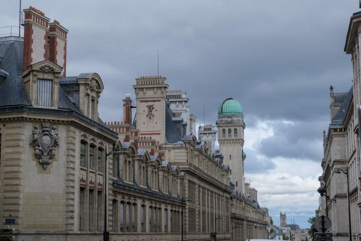 Visiter le quartier latin : La Sorbonne