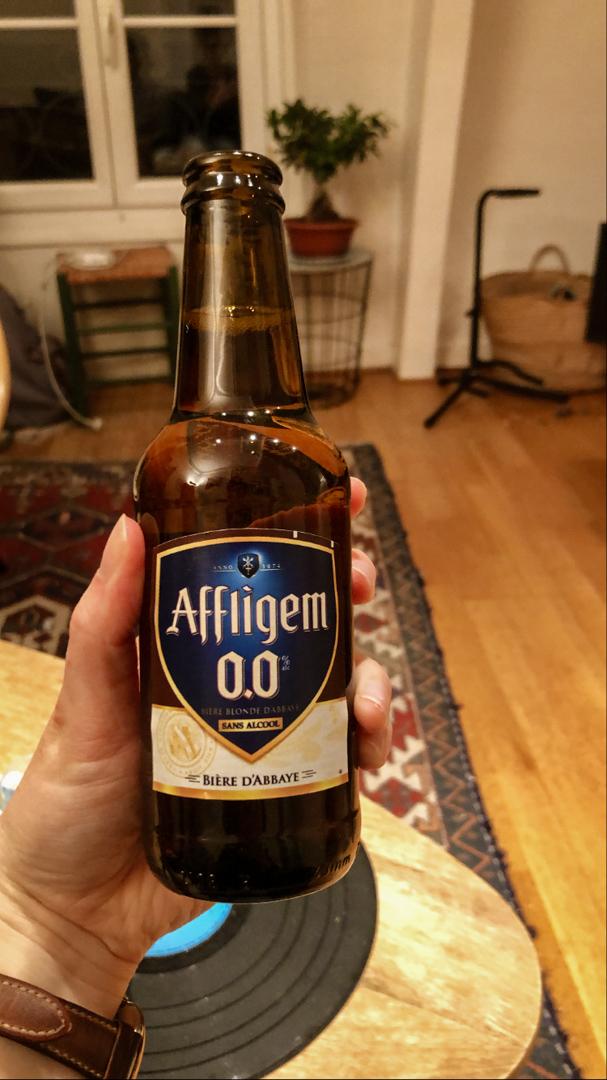 Affligem 0.0 sans alcool