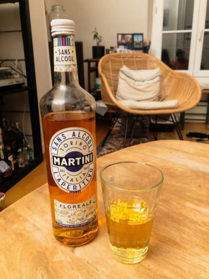 Martini Floreale sans alcool