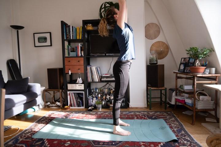 Standing pose : 30 jours de yoga