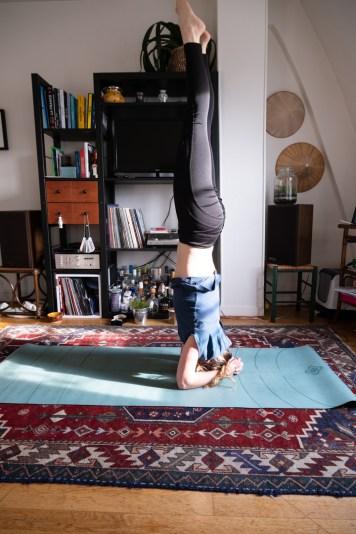 Headstand : 30 jours de yoga