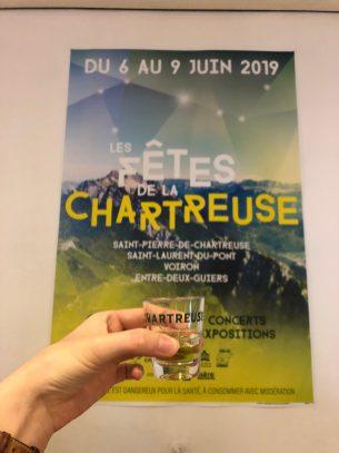 Visiter les caves de la Chartreuse