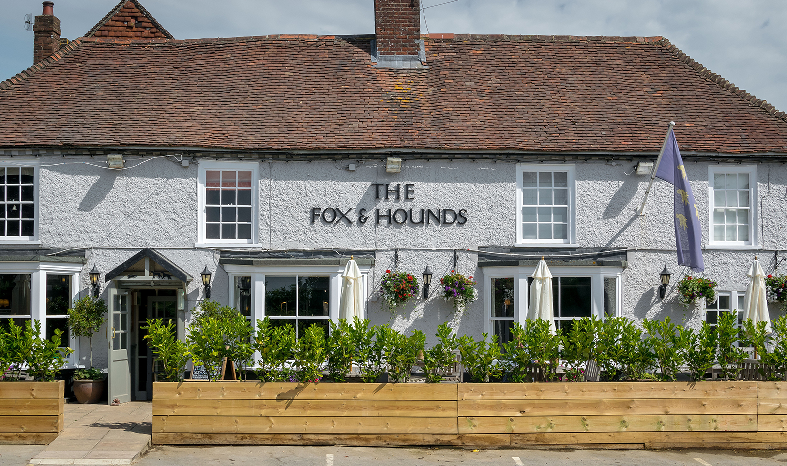 Fox & Hounds Funtington