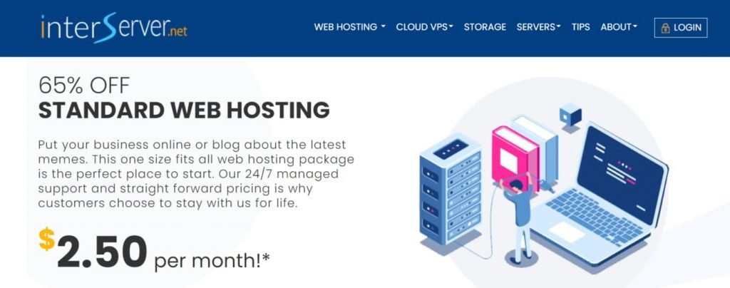 Interserver.net discounts and Coupon code