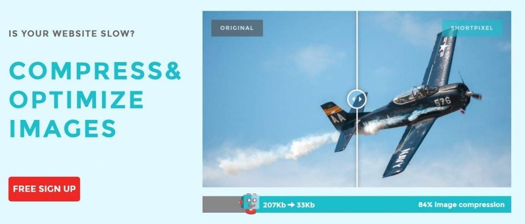 ShortPixel - Optimize WordPress for Image SEO