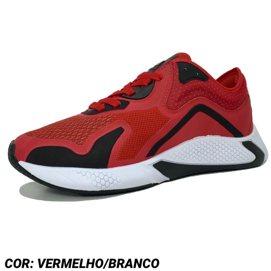 ADIDAS ALPHABOUCE RC3 VERMELHO BRANCO