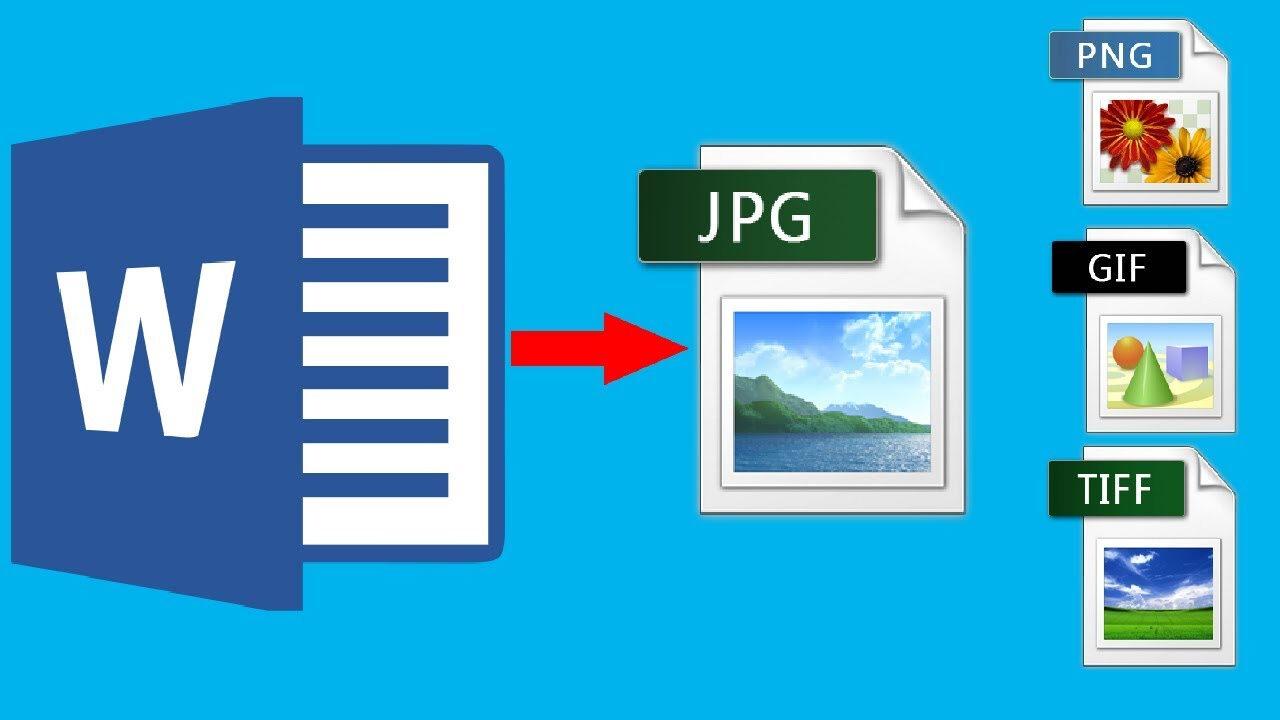 convert doc to jpg png