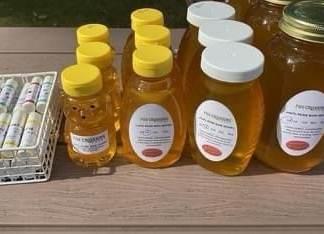 Raw Honey (NEW ITEMS!)