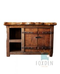 Book Of Rustic Bathroom Vanities For Sale In Uk By Olivia ...