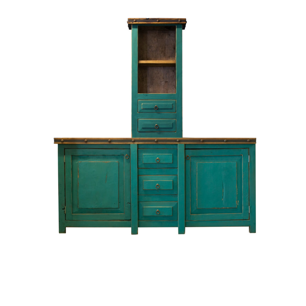 Reagan Double Sink Vanity with Tower for Sale