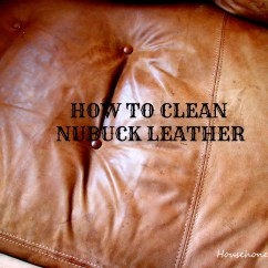 How To Clean Leather Chair Dining Room Covers Near Me Nubuck Fox Den Rd