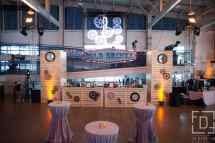 Steampunk Cirque Corporate Anniversary Party - Fox Design Firm