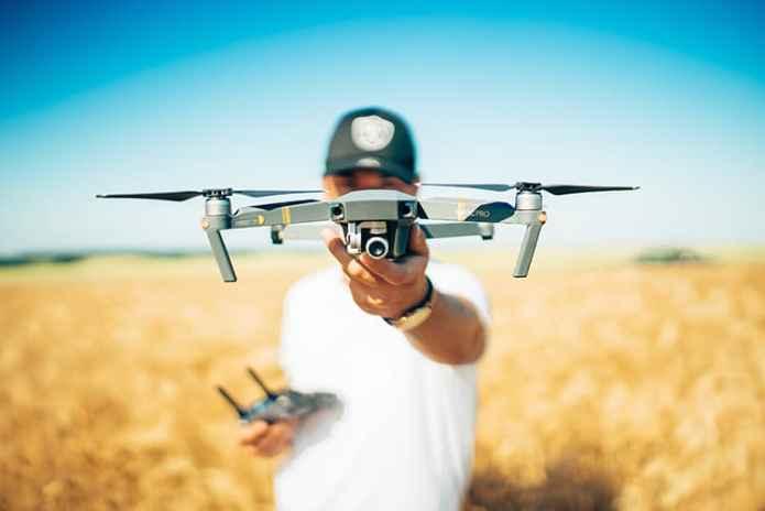 Aula Particular Piloto de Drones DJI Fox Drones Foxdrones