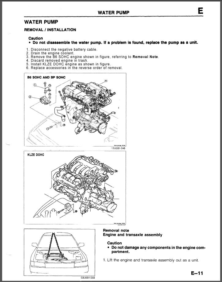 1990 Mazda 323 KLZE