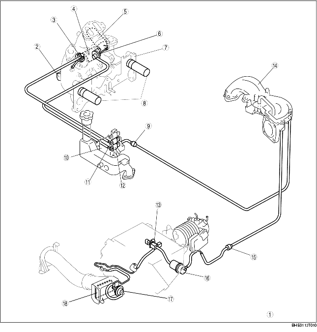 SEQUENTIAL DYNAMIC AIR INTAKE SYSTEM (S-DAIS) STRUCTURE