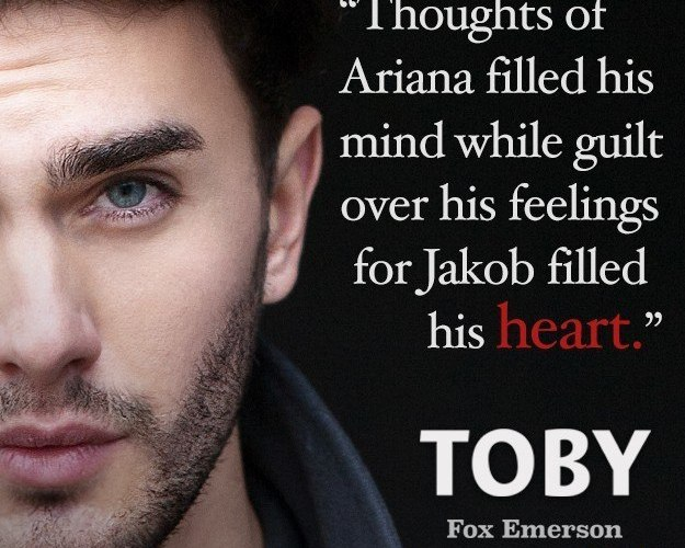 Toby – A Male Escort's Journey