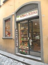 Paperback Exchange Florence Italy Fox Emerson